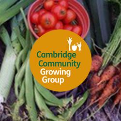 Cambridge community growing group logo