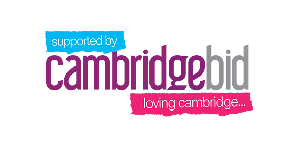 Supported by Cambridge BID